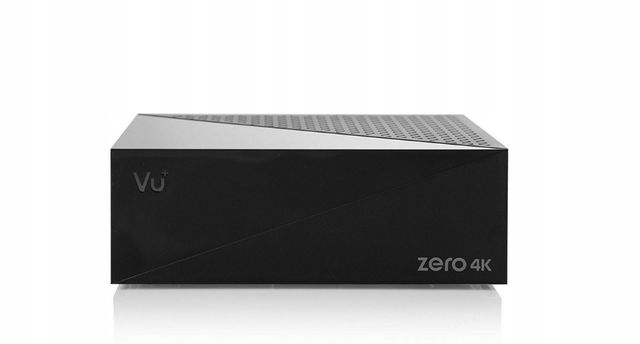 Tuner satelitarny Vu + Zero 4K