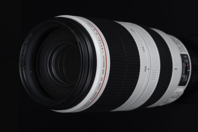 Canon EF 100-400mm f/4.5-5.6 L IS II USM + Canon Extender EF 1,4 x III