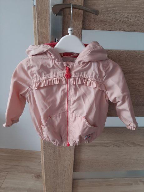 Kurtka przejściowa dziecięca F&F, brudny róż, 3-6 miesięcy, 62-68 cm