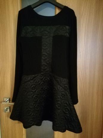 Sukienka na długi rękaw rozmiar uniwersalny