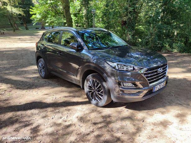 Hyundai Tucson 1.6 GDi Premium