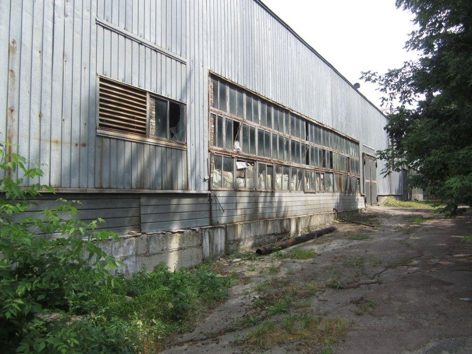 Производственно-складские помещения на Привокзальной
