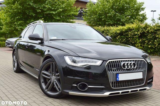Audi A6 C7 Allroad 3.0 V6 Bi Turbo 313km 2013r Full Opcja! Serwisowany Zamiana