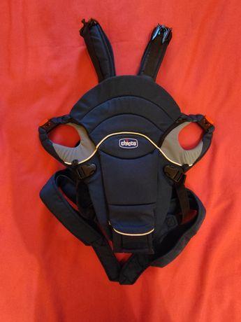 Ергономічна сумка-кенгуру  для дитини від 0 міс(3,5-12кг)