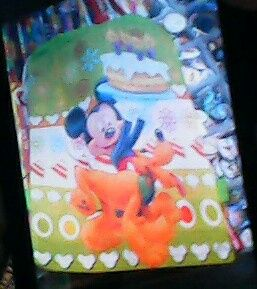 Bolsa mochila Mickey e Minnie