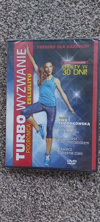 Turbo wyzwanie Ewa Chodakowska NOWE