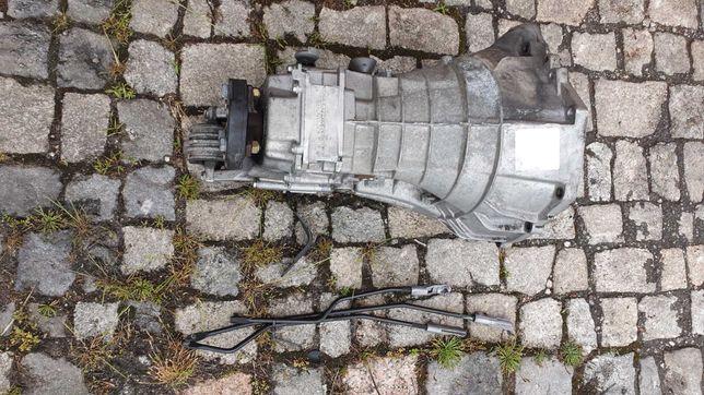 Caixa de velocidades Mercedes c250td