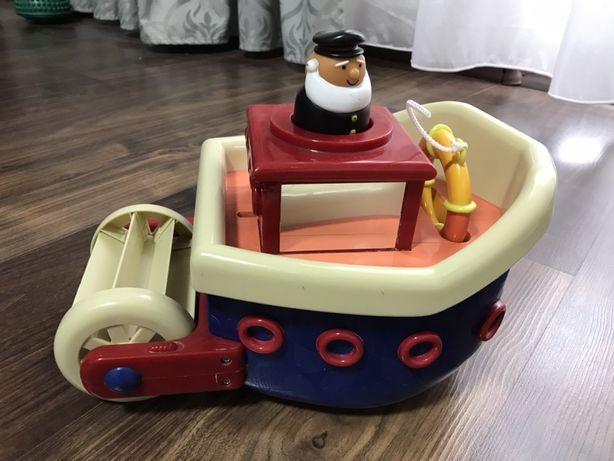 Корабль, игрушки для ванны