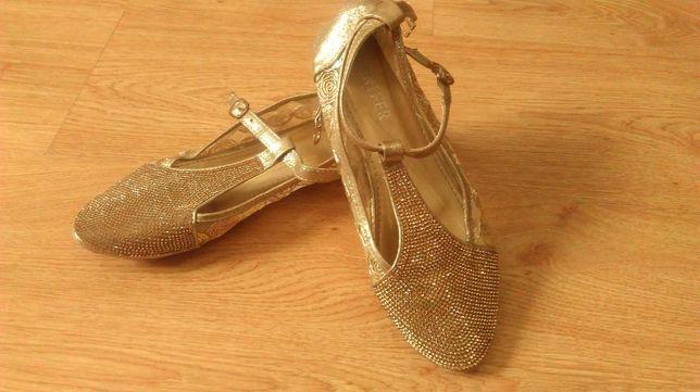 Buty r. 36, dziewczęce
