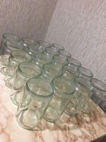 Банка стеклянная 0,7л для консервации