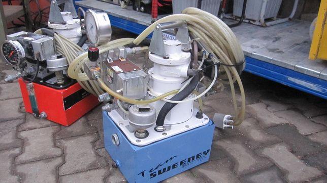Pompa hydrauliczno pneumatyczna enerpac