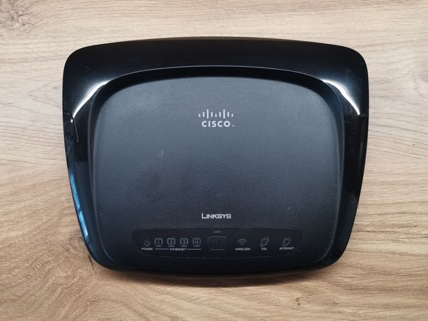 Router Linksys Cisco WAG54G2