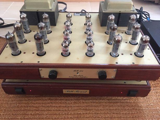 Amplificador a valvulas BILL BEARD BB101