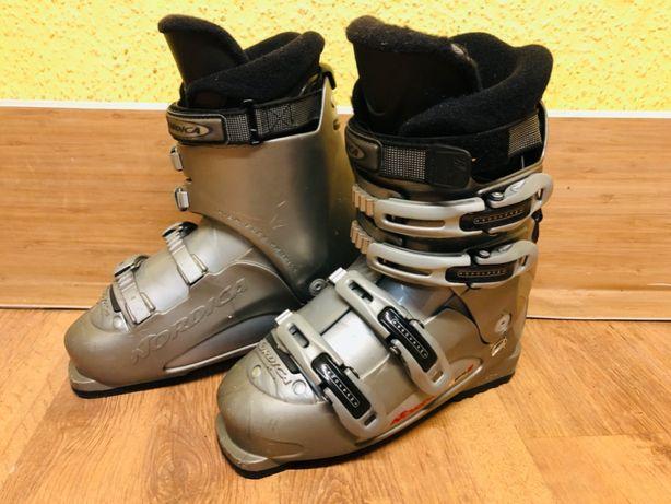 buty narciarskie NORDICA - rozmiar 39 - wkładka 250-255mm