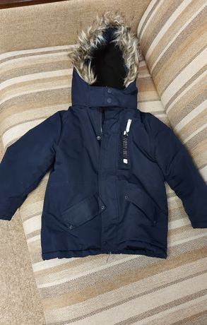 Зимняя куртка Topolino (Германия) 110 см