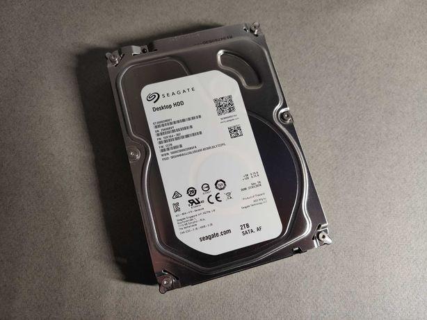 Жорсткий диск Seagate ST2000DM001
