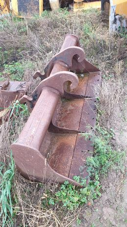 łyżka skarpowa 180 cm sztywna na szybko złącze VERACHTERT CW20 42cm