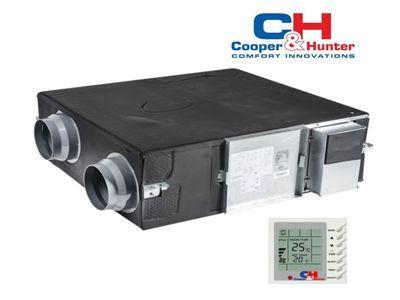 Приточно-витяжна установка Cooper&Hunter - CH-HRV5K