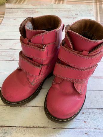 Демісезонні ботинки, ортопедичні чобітки, ортопедические ботинки