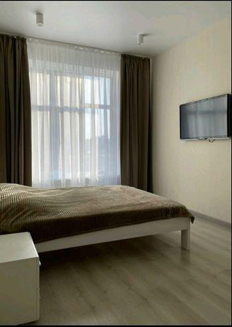 Сдам классную 1 комн квартиру в ЖК Клаб Марин на Даче Ковалевского.