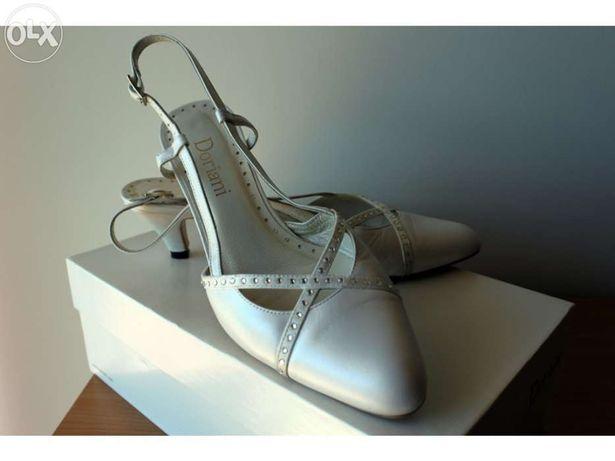 Sapatos de noiva Doriani