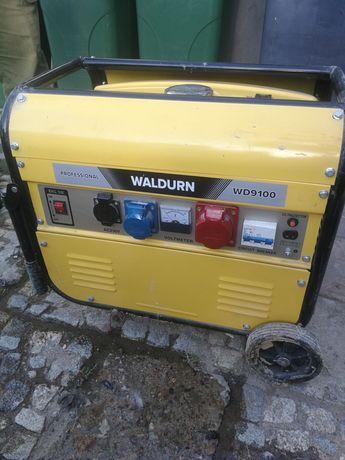 Agregat prądotwórczy Waldurn WD 900