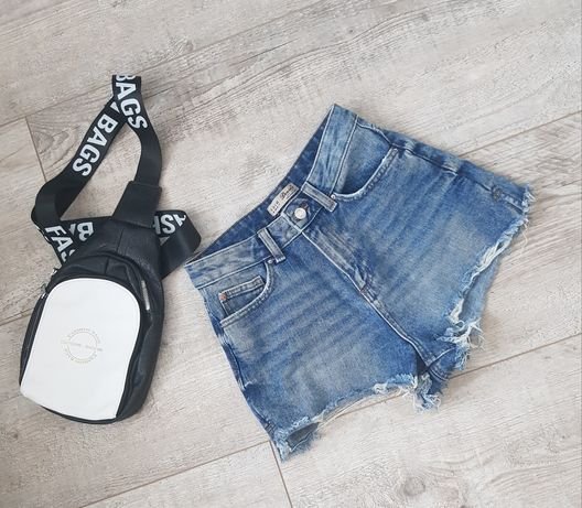 Spodenki/szorty jeans