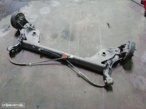 Eixo traseiro - Citroen c1 / peugeot 107 / Toyota Aygo