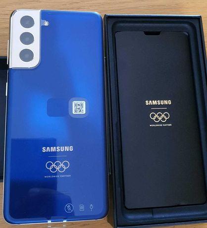 NOWY Samsung S21 5g 256GB Olympic Edition