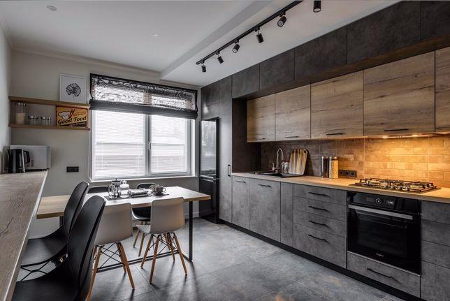 Меблі кухні вітальні на замовлення Blum