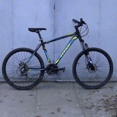 "Велосипед МТБ кросс кантри titan shadow 26"" MTB"