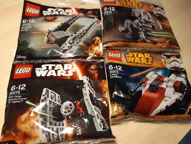 Klocki LEGO® Star Wars™ 30272, 30274, 30276, 30279