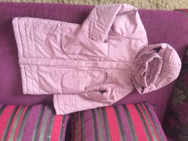 куртка,пальто демісезон 134см