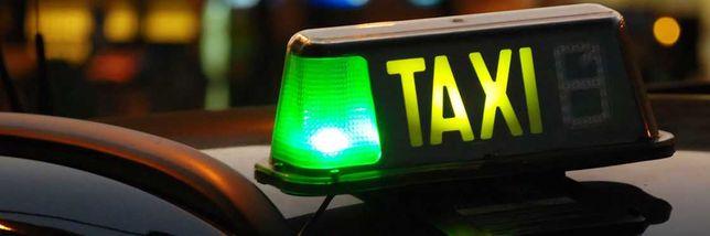 Licença de taxi