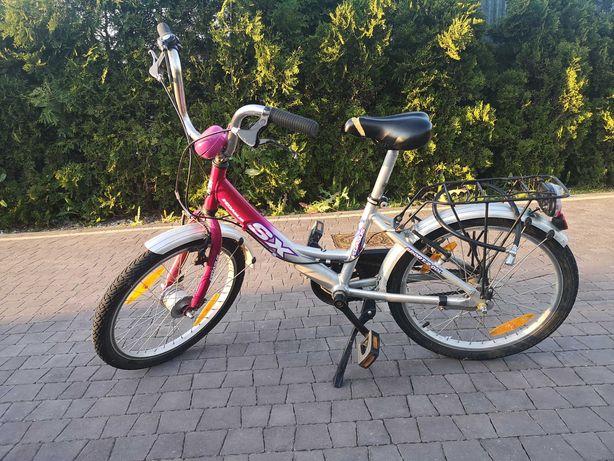 Rowerek dziecięcy Pegasus, koła 20
