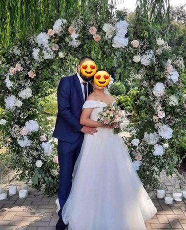 Свадебное платье , костюм