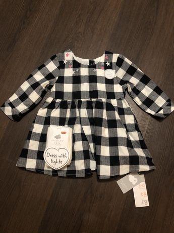 Primark sukienka dla dziewczynki rozmiar 68
