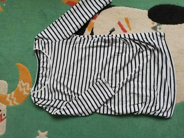 Odzież ciążowa spodnie i bluzka