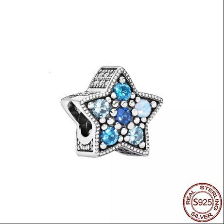 Прекрасный шарм Pandora 925 серебро
