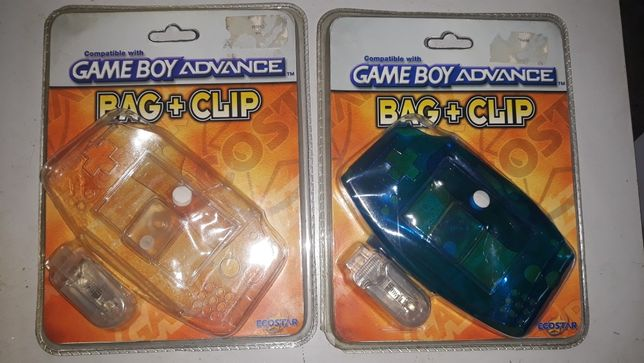 Acessórios para Gameboy advance e Gameboy advance sp