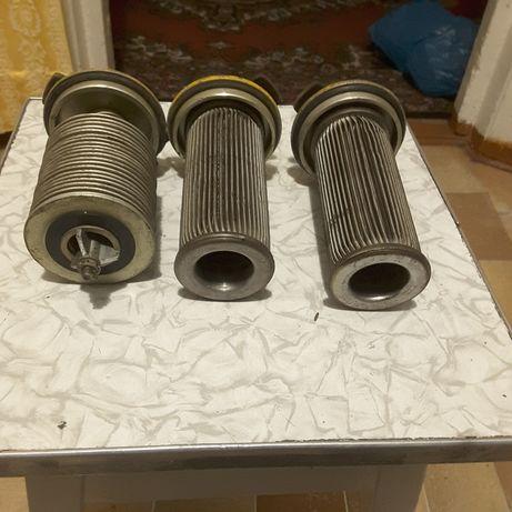 Топливные фильтры тонкой очистки.