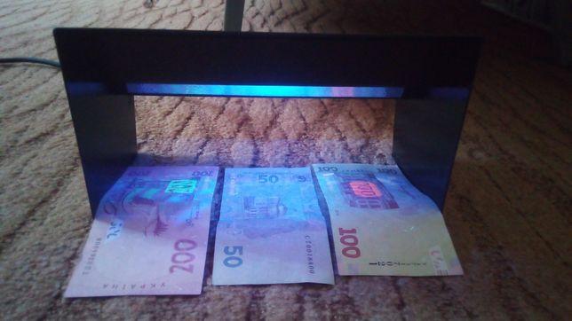 Детектор валют led
