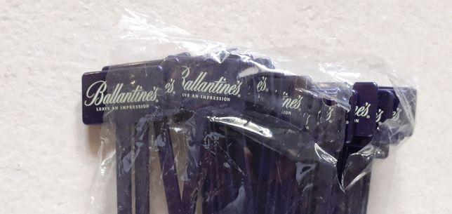 Sticks / varetas para cocktails -  Ballantines