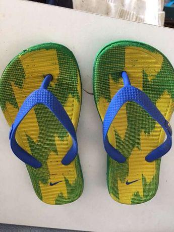 Chinelos praia Nike criança nº31