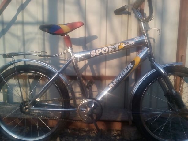 Велосипед для подростка.