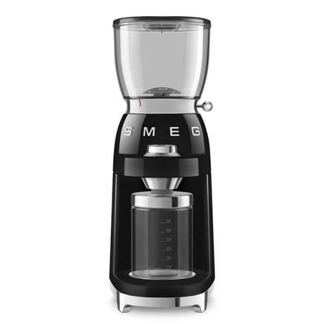 Elektryczny młynek do kawy SMEG CGF01BLEU czarny