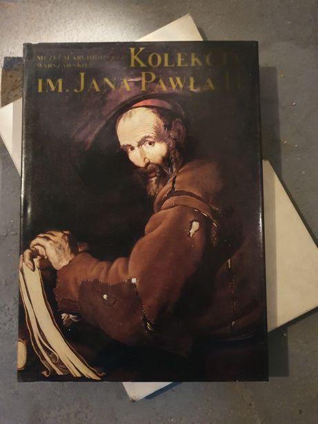 """Książka """"Kolekcja imienia Jana Pawła II"""""""