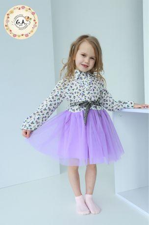 Очень красивые детские платья от производителя