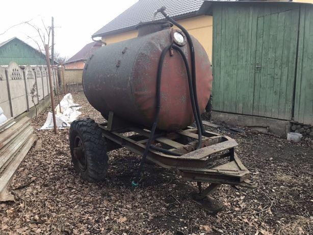 Бочка до трактора