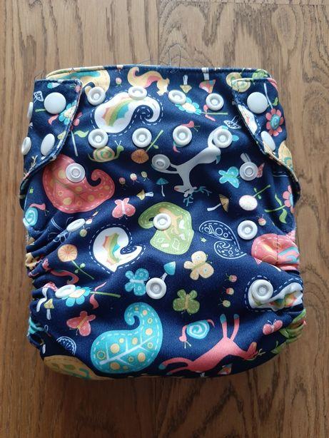 Pieluszka wielorazowa AIO Nicki's diapers